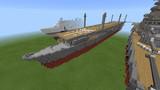 【minecraft】軽空母