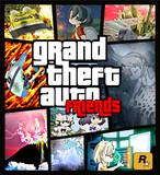 Grand Theft Auto FRIENDS 2