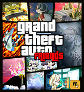 Grand Theft Auto FRIENDS 2