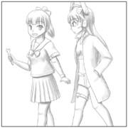 練習:軽巡洋艦夕張