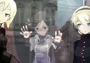 ハインリーケと黒田とロザリー