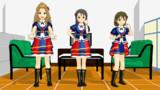 【MMDモデル配布】ロイヤル・スターレット追加その4。
