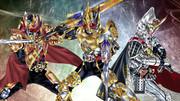 王と皇帝と将軍