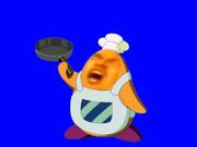 料理人と化した先輩BB