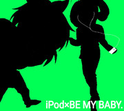 iPod×BE MY BABY