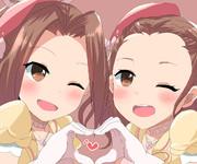 関ちゃんと渚ちゃん