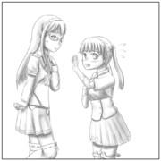 練習:軽巡洋艦大淀