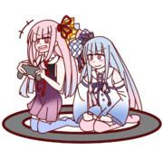 琴葉姉妹がゲーム