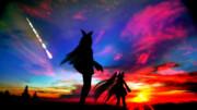 銀獅式モデル『夕暮れの流れ星』