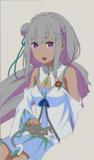 【Minecraft】エミリア(Re:ゼロから始める異世界生活)