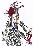 【もどき】三日月・オーガス(スプラ化)
