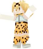 【Minecraft】サーバルちゃん全体図【けものフレンズ】