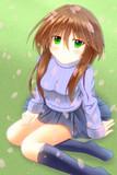 桜さんの誕生日絵