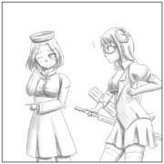 練習:軽巡洋艦龍田