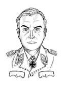 【ワンドロ】武装親衛隊大将 フェリックス・シュタイナー