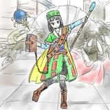 災厄の召喚術士 エリザ