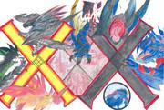 MHXXメインモンスター達の弱肉強食の主役争い