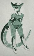 人造人間セル第二形態(18号吸収体)