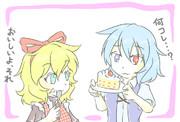 小傘×初めてのショートケーキ
