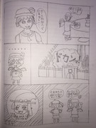 ゴボウ☆3期で雛サンタが登場した後のオチ