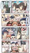ドイツ艦とコタツ