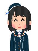 「馬鹿めと言って差し上げる重巡洋艦娘」のイラストです