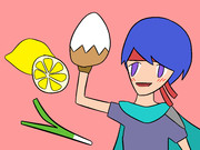 WELL (Warrior-boy, Egg, Lemon, Leek)