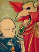 オッサン&JB