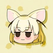 フェネックちゃん(ヘナ絵)