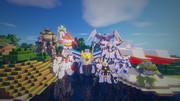 Minecraft」スーパーロボット大戦M-2「jointblock」