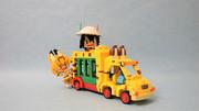 ジャパリパークバスをレゴで作ってみた!