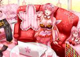 桜ルーム。