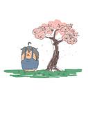 お花見アベイル時雨