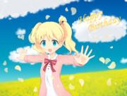 アリスちゃん誕生日