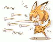 うみゃみゃみゃみゃみゃみゃ!!