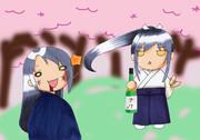 【刀剣乱舞】お花見シーズンだから・・・