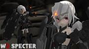 【モデル配布】FA:G ウェアウルフ・スペクター【MMD】