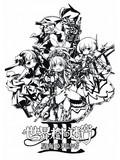 【切り絵】世界樹の迷宮3