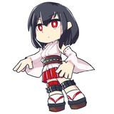 SD山城ちゃん(艤装なし)