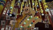 【Minecraft PE】僧形八幡神像 アップ(石清水八幡宮 再現 おまけ)