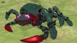 甲殻の機械獣