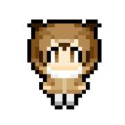 ミミちゃん助手(ドット絵)