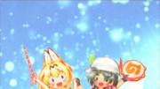 【けもフレ手描きアニメ】Mステ初出演おめでとう!!