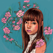 hokusai-girl