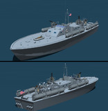 アメリカの魚雷艇6