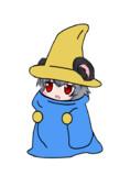 黒魔道士と化したNYN姉貴