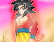 フルパワーなスーパーサイヤ人4