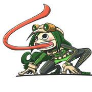 蛙スっっ雨ちゃん…