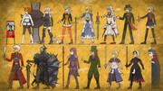 【壁画】Fate/GrandOrder(FGO)
