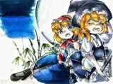 マリサとアリス